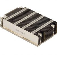1U passive CPU heat sink