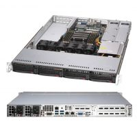 Supermicro AMD SuperServers AS -1014S-WTRT