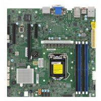 Supermicro Intel Motherboard X12SCZ-F